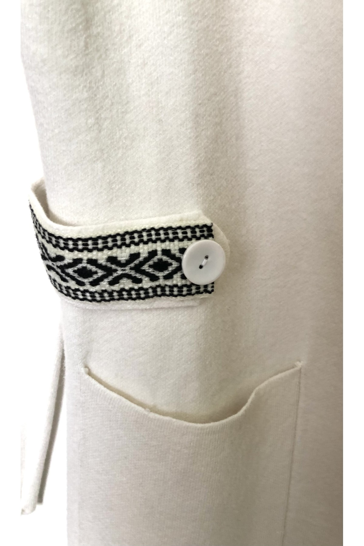 Rebeca/Abrigo lana Iquitos
